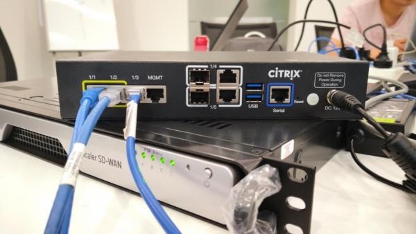 打通数据天堑 重新进行广域网传输定义