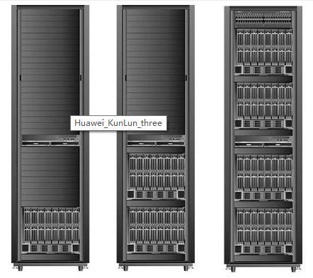 华为在CeBIT上发布高端KunLun V5服务器