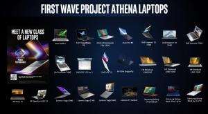 2020年���H消�M�子展(CES):英特��雅典娜��新����U大�模 推出第一波Chromebooks�P�本��X