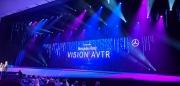 设计狂野,没有方向盘——奔驰推出概念车Vision AVTR