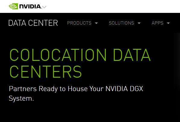 Nvidia推出新的主机托管合作伙伴网络冀加快数据中心部署