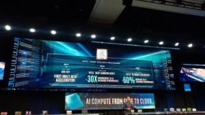 ��化AI加速性能,英特��宣布年中推出第三代至��可�U展�理器