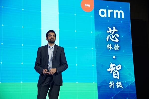 ARM的人工智能三个产品线层层覆盖,机器学习需求