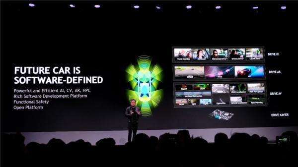 看黄仁勋的不跟随style  NVIDIA在CES2018上继续说自动驾驶那些事儿