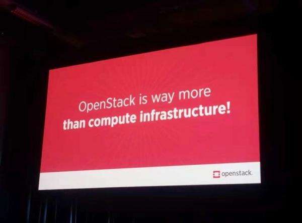 从OpenStack到Open infrastructure OpenStack Summit Berlin 2018第一日分享