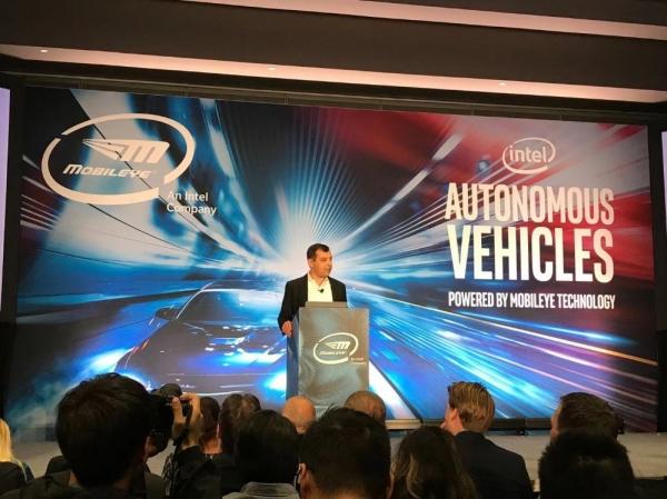 CES 2020:Mobileye宣布重大合作,引领自动驾驶变革