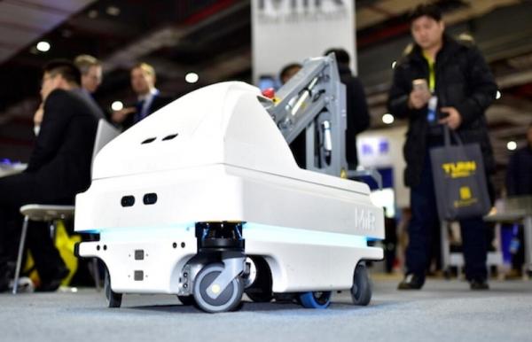机器人制造商MiR根植中国,拓展在华布局