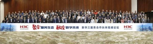 融合边界,重塑产业:新华三技术服务的突破与革新