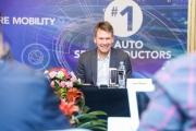 对话恩智浦全球CTO:把「创新思路」复制到汽车行业,是很酷的事情