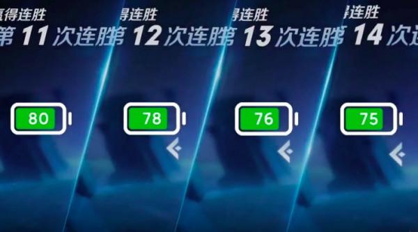 Redmi 10X告诉你:只用51%电量,就从星耀V上王者