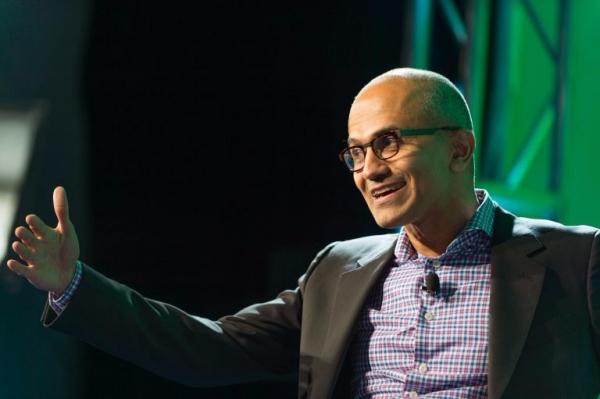 云业务强劲增长 微软市值再次突破一万亿美元大关
