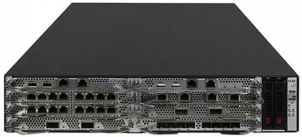 安全智联 超越无限——H3C F5000-AK515防火墙功能评测
