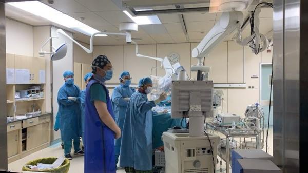 中国联通实现首次基于5G的心脏介入手术跨国直播