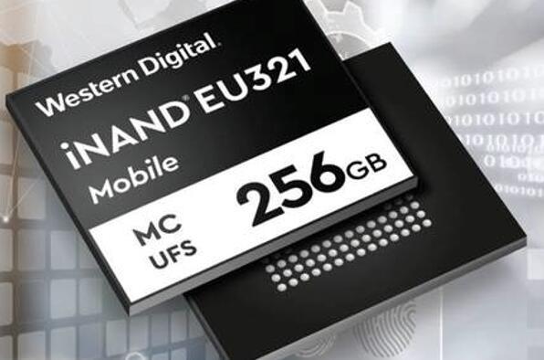 西部数据公司公布96层嵌入式闪存芯片