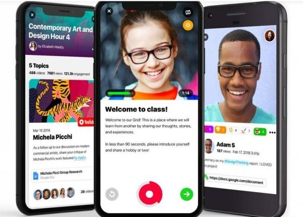 微软收购教育视频讨论平台Flipgrid
