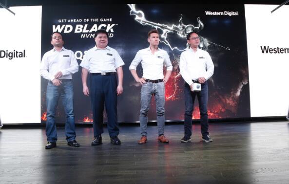 西部数据重磅推出Black 3D NVMe SSD 提升用户游戏体验