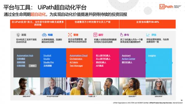 """访RPA""""头号玩家""""UiPath:人手一台机器人,企业数字化转型将更全面落地"""