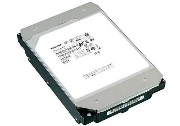 东芝公司发布新一款SAS接口的14 TB氦气硬盘