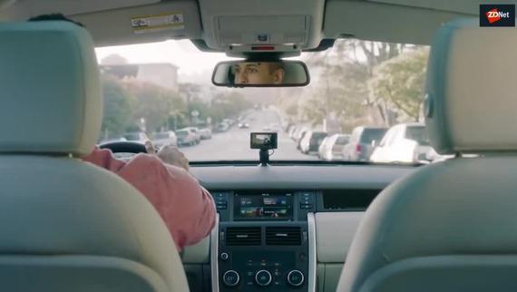 丰田、埃森哲等公司打造人工智能出租车系统解决交通问题