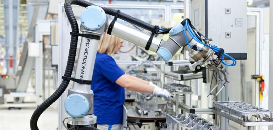 优傲机器人CEO:协作机器人市场潜力远未充分释放