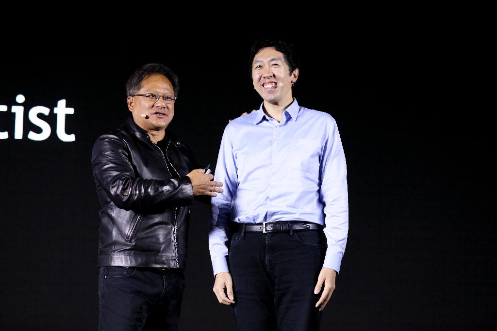 英伟达:GTC CHINA 2017大会-现场图片