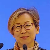 Kyeong Hee Oh--Research Director of Korea DLT standardization Forum, ITU-T SG17 Q14 Co-Rapporteur
