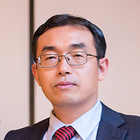 Cai Yujiang--Founder and CEO of 10000link.com