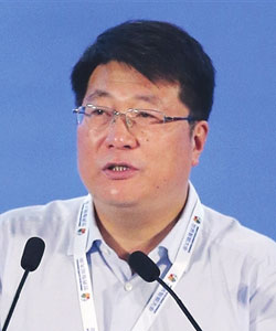 第二届智能大会-赵伟国 紫光集团有限公司董事长兼首席执行官-智能世界的数字产业基础