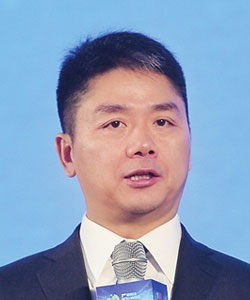 Reviews-Richard Liu, Chairman and CEO, JD.COM-New Business Trends in the Age of Intelligence