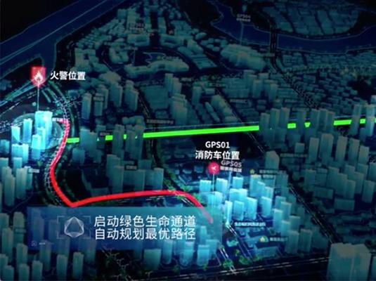视频丨华为云城市智能体落地中新天津生态城