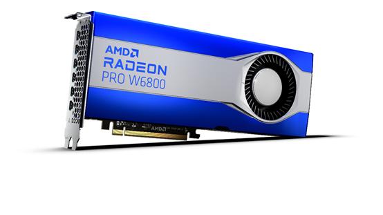 全新AMD Radeon PRO W6000系列工作站显卡:给客户提供多样性选择 为高级图像视频编辑提供强大动力
