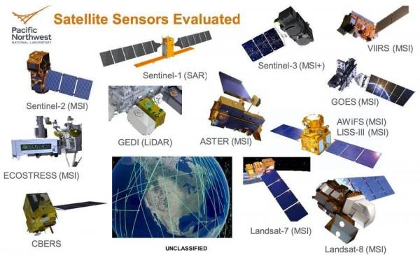 """AI与卫星影像合力 """"追踪""""野火动向"""