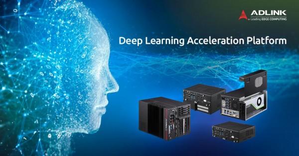 凌华科技推出深度学习加速平台DLAPx86系列 实现更智能的边缘AI推理