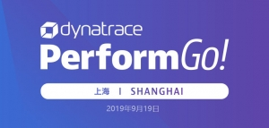 dynatrace PerformGo! 2019