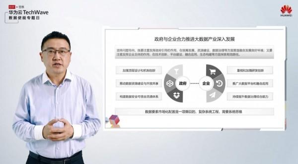 华为云数据使能服务提供四个层面核心能力,加速数据价值释放
