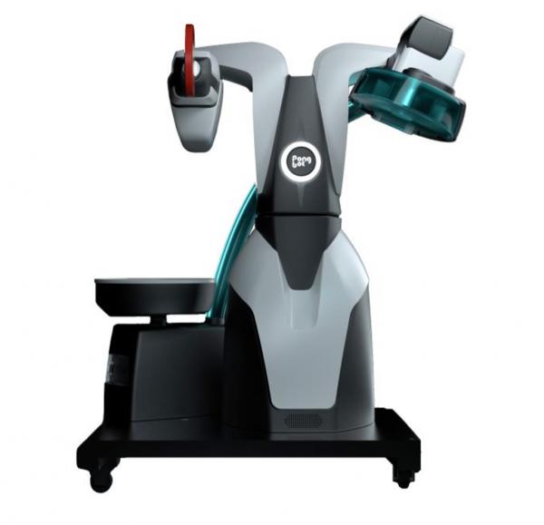 """揽客、冲咖啡、打乒乓球…高通5G技术让机器人化身""""服务达人"""""""