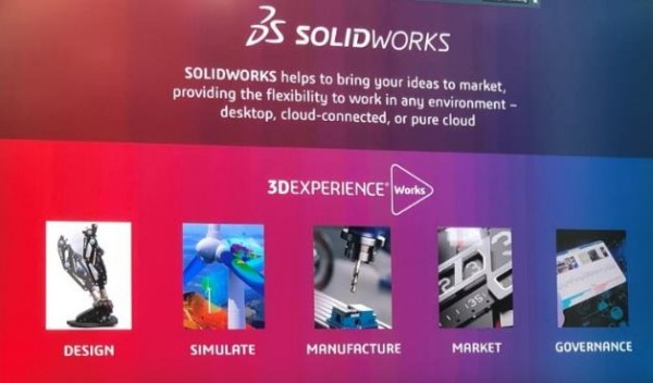 SOLIDWORKS平台为先,以终为始地与客户交流
