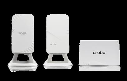 无缝、安全、可视化,Aruba帮助企业完美应对远程办公网络挑战
