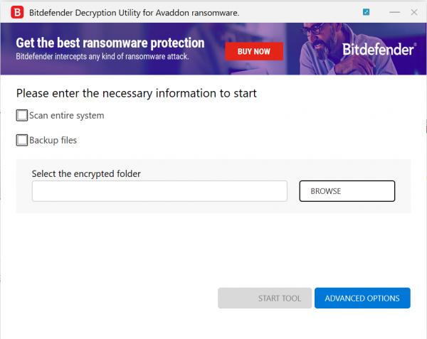 Bitdefender发布Avaddon勒索病毒解密工具
