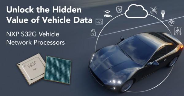 恩智浦S32G车辆网络处理器:做汽车网络架构的支撑者