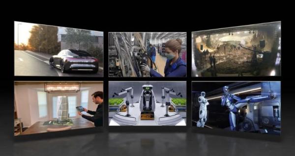 前沿研究与产品服务并重 SIGGRAPH 2021上NVIDIA展示真实力
