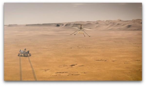 惊艳世人的NASA火星无人机,究竟是怎么设计出来的?