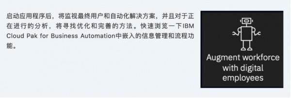 什么是自动化平台的未来?IBM Cloud Pak for Business Automation 组件详解