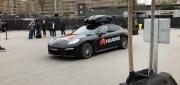 智能水平创新高 华为手机驾驶保时捷汽车
