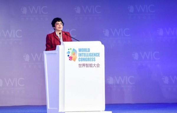 【津彩回顾】世界智能大会的女性力量