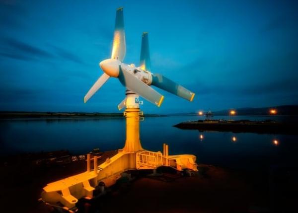 奥克尼群岛如何引领可持续能源之路?