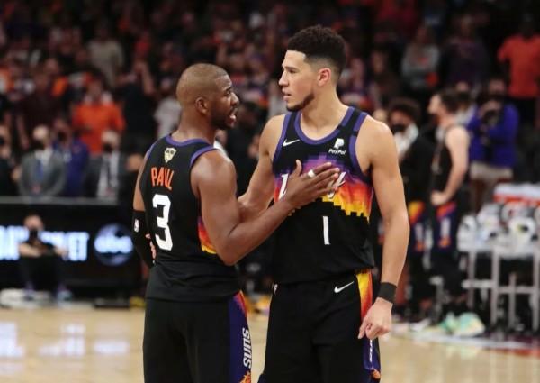 """太阳队争夺NBA总冠军的""""神秘球员""""——5G"""