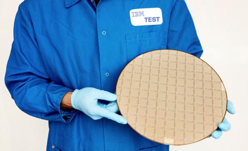 IBM推出芯片内加速型人工智能处理器
