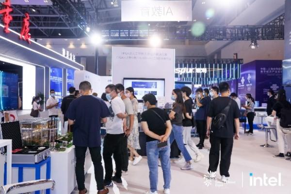 亮相2021智博会 英特尔携手生态加速智能产业升级