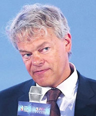 Edvard Moser, Winner of Nobel Prize in Physiology or Medicine and Neuroscientist<br />Professor of Neuroscience and Director of the Kavli Institute for Systems Neuroscience at the Norwegian University of Science and Technology in Trondheim Secrets of Brain and the Magic of AI